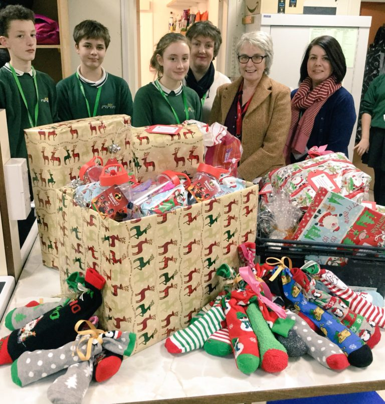 Equalities Group Support Refugee Christmas Appeal