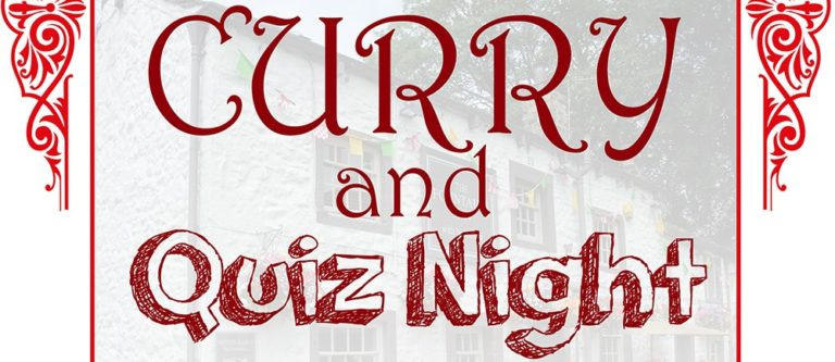 Friends Curry & Quiz Night
