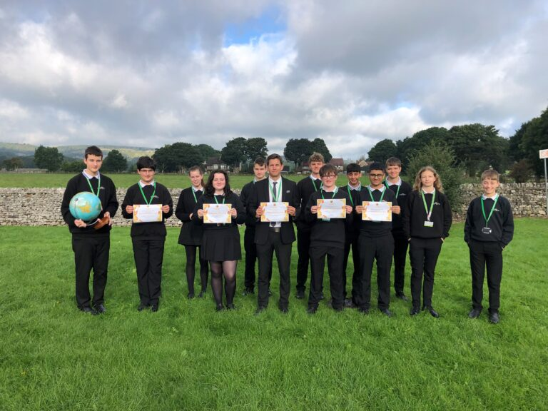 Read more about the article Geography department win award for second time
